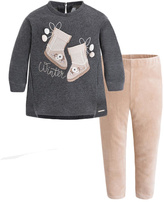 Mayoral Winter Ugg Outfit