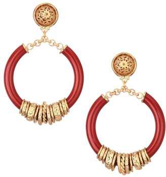 Gas Bijoux Mariza Drop Earrings