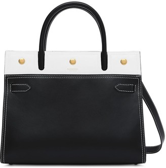 Burberry Title tote bag