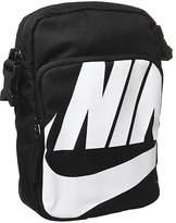 Nike Heritage Summit Black White Big Branding