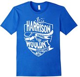 Men's It's A Harrison Thing You Wouldn't Understand T-Shirt Small