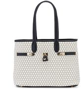 Mellow World Hermia Honeycomb Quilted Tote