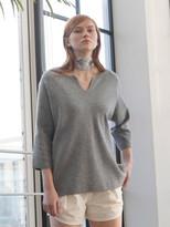 Wardrobe Basic Raglan Knit_gray