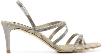 Pedro Garcia Strappy Slingback Sandals
