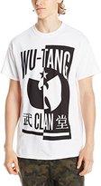 FEA Men's Wu-Tang Clan Yin Yang Logo T-Shirt