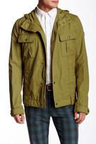 HUGO BOSS Hooded Zip Jacket