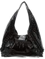 MICHAEL Michael Kors Patent Leather Hobo