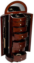 Mele Corsica Wooden Jewelry Armoire