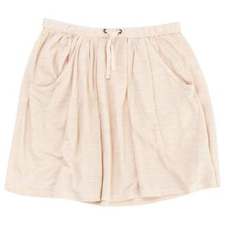 Etoile Isabel Marant Pink Linen Skirts