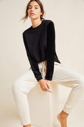 Beyond Yoga Velvet Pullover