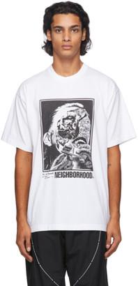 Neighborhood White Kosuke Kawamura Edition 4/C T-Shirt