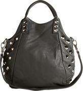 Be & D Studded Garbo Bag