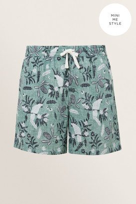 Seed Heritage Mens Mini Me Cockatoo Short
