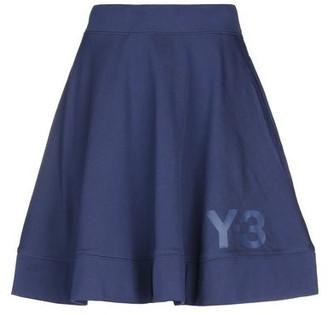 Y-3 Knee length skirt