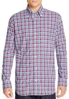 Tailorbyrd Tailor Byrd Congo River Plaid Regular Fit Button-Down Shirt