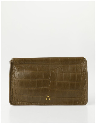 Jerome Dreyfuss Clic Clac Frame Clutch Bag