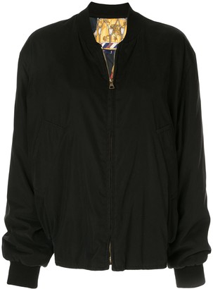 Hermes Pre-Owned zip-front reversible jacket