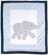 Luvable Friends Blanket with Sherpa Backing