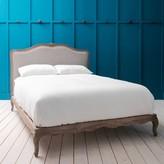 Graham and Green Antoinette King Size Bed In Herringbone