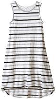 Splendid Littles Striped Mesh Dress (Little Kids)