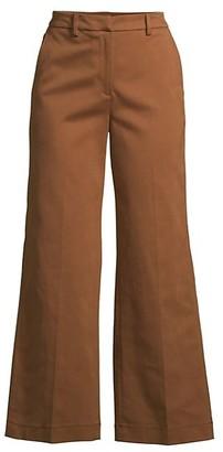 Seventy Stretch Wide-Leg Pants