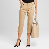 Zac & Rachel Women's Cropped 5-Pocket Pants