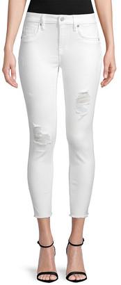 Vigoss Jagger White Classic Fit Skinny Leg
