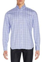 Tailorbyrd Cotton Check Sportshirt