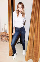 J Brand Maria High-Rise Super Skinny in Ultra Lush Fleeting