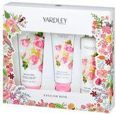 Yardley London English Rose Bath and Body set