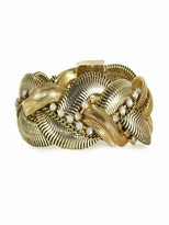 Crystal Snake Chain Bracelet