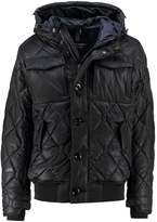Gstar Mfd Sp Quilted Hdd Bomber Bomber Jacket Black