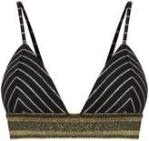 BIONDI Luna triangle bikini top