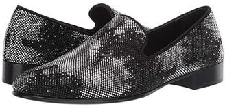 Giuseppe Zanotti EU00048 (Black/Silver) Men's Shoes