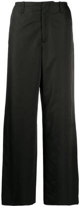 Our Legacy High-Rise Wide-Leg Trousers