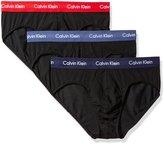 Calvin Klein Men's 3 Pack Cotton Stretch Hip Brief