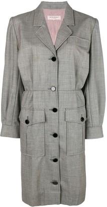 Saint Laurent Pre-Owned blazer dress