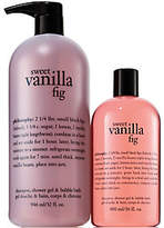 philosophy Fresh, Creamy & Sweet Shower Gel Duo