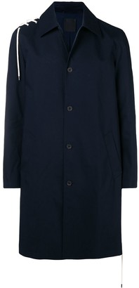Craig Green Classic Single-Breasted Coat