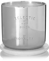 Tom Dixon Royalty Scented Candle, 550g - Silver