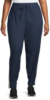 Athletic Works Women's Plus Size Active Track Pants