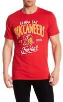 Junk Food Clothing Tampa Bay Buccaneer Kick Off Tee