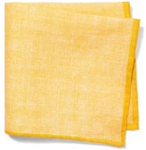 J.Mclaughlin Italian Linen Pocket Square