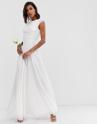 Asos Edition EDITION embellished bodice wedding dress