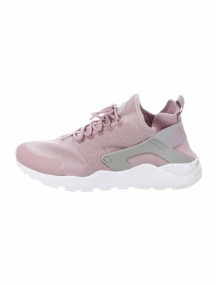 Nike Air Huarache Run Ultra Elemental Rose Chunky Sneakers Rose