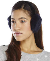 Surell Real Rabbit Fur Earmuffs