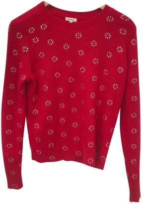 Manoush Red Wool Knitwear