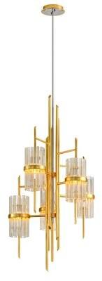 Corbett Lighting Star Of The East 3 Light Unique Geometric Chandelier Shopstyle