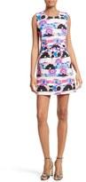 Milly Women's Laura Modern Print A-Line Dress