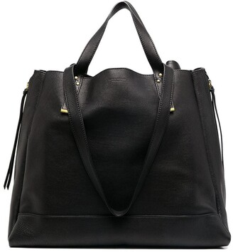 Jerome Dreyfuss Trapeze Tote Bag